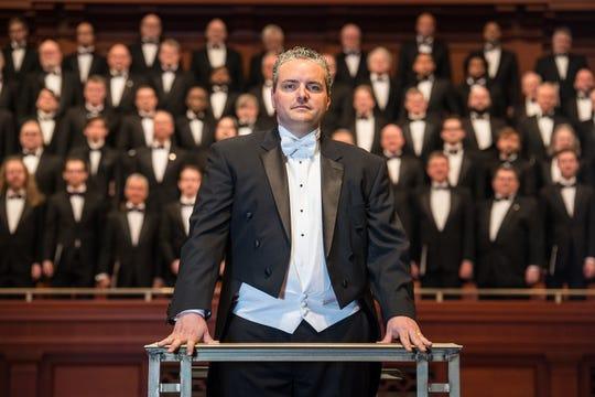 "Director Tucker Biddlecombe and the Nashville Symphony Chorus will perform Handel's ""Messiah"""
