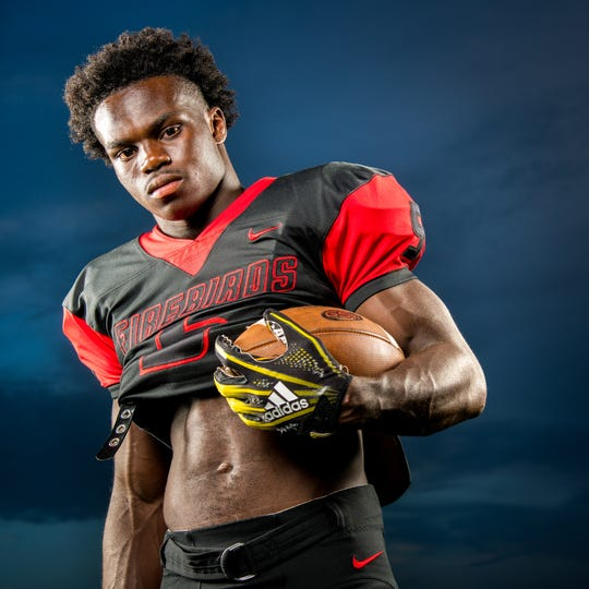 Pearl-Cohn wide receiver Jayden Harrison is No. 8 on this year's Tennessean Dandy Dozen.