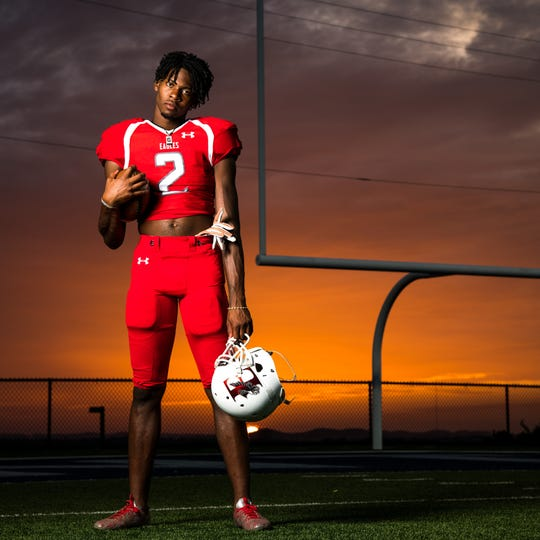 East Nashville athlete Jashon Watkins was No. 11 on this year's Tennessean Dandy Dozen.