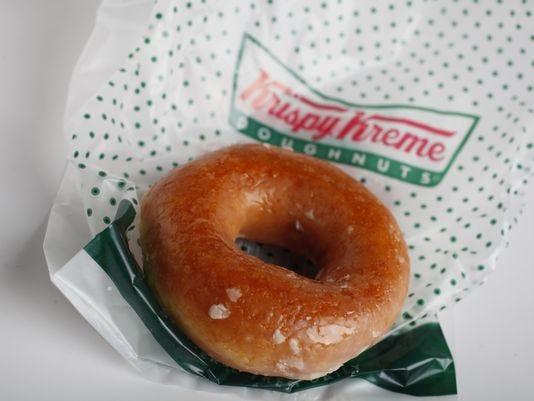 Krispy Kreme dozen