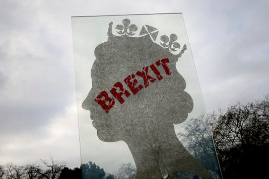 Aptopix Britain Eu Brexit 1