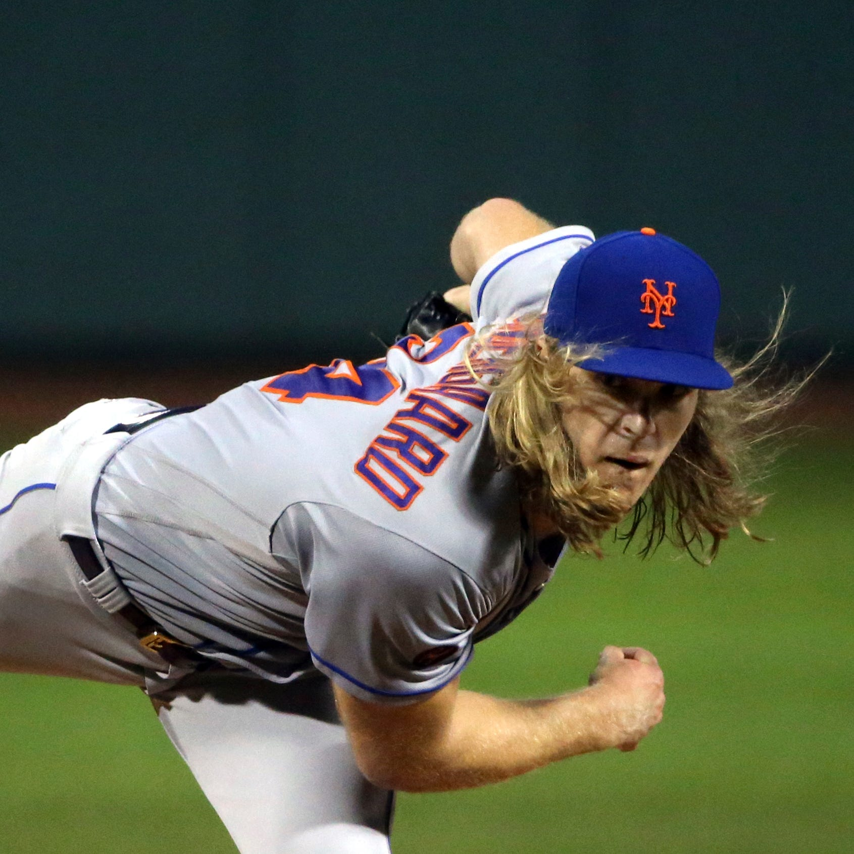 Noah Syndergaard ready to listen if NY Mets want to make a deal