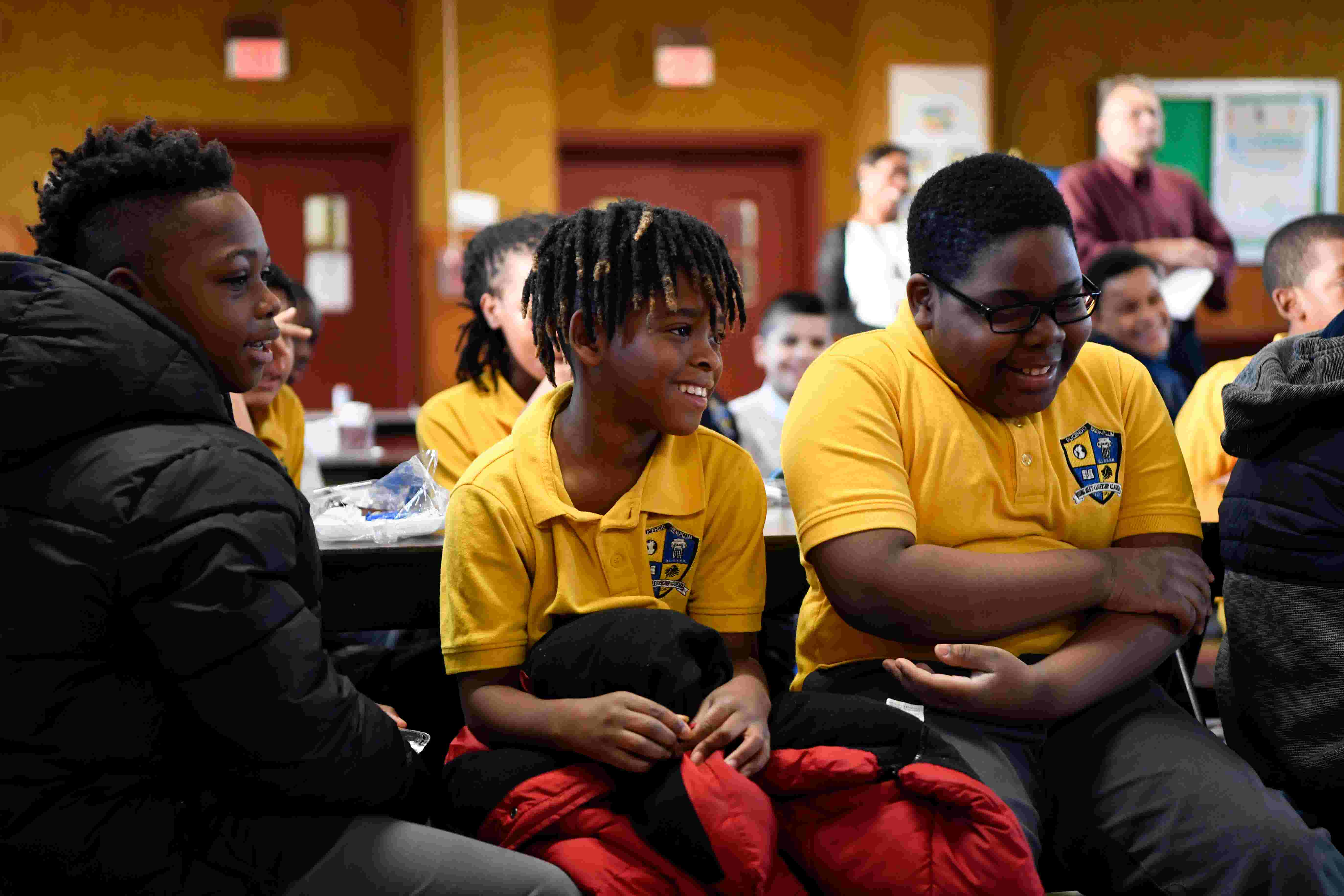 How Paterson Nj Is Trying To Transform Once Troubled All Boys School