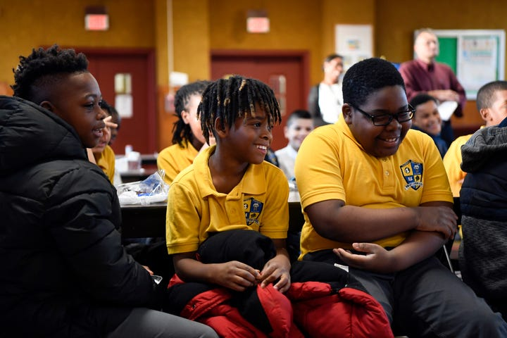 Teaching brotherhood in a young men's academy