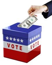 Campaign fundraising
