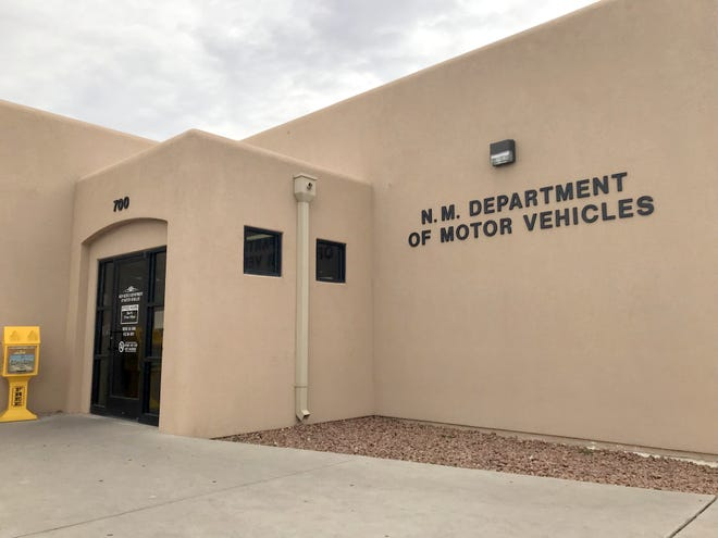 The New Mexico Department of Motor Vehicles is at 700 E. Spruce Street in Deming.