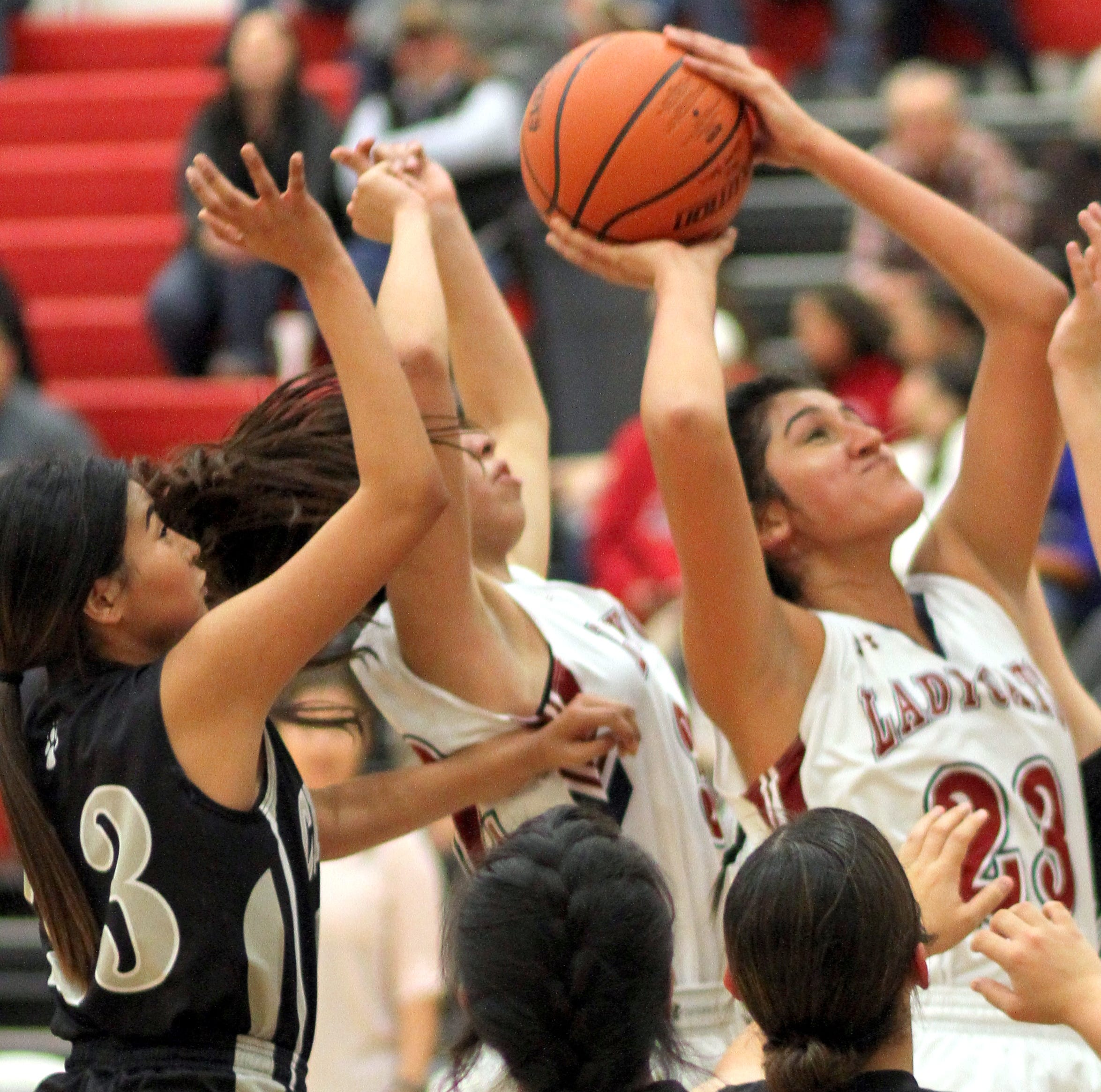 Deming High basketball teams close out tournament play at Artesia, NM