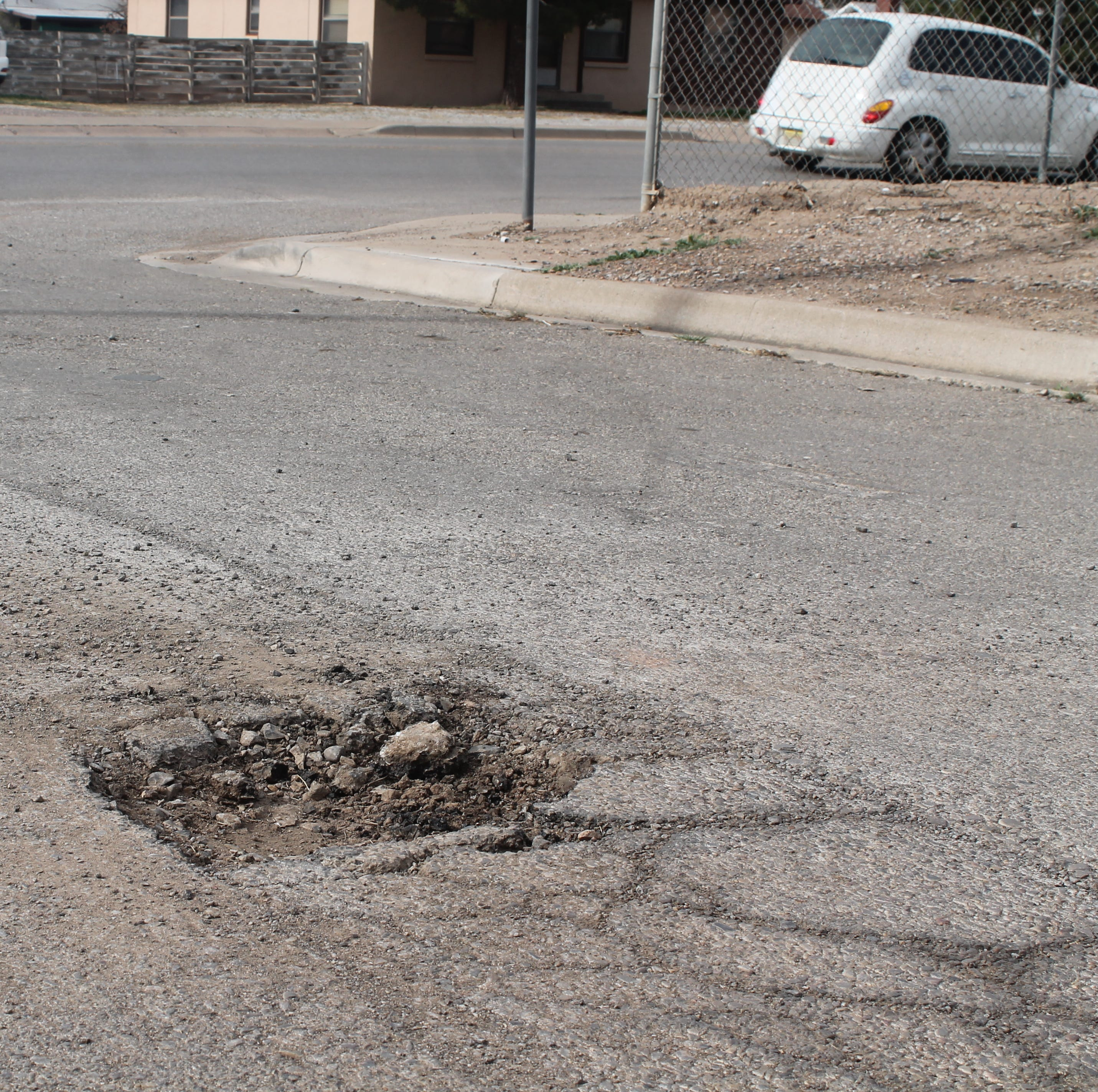 Alamogordo Public Works launches online pothole-reporting system