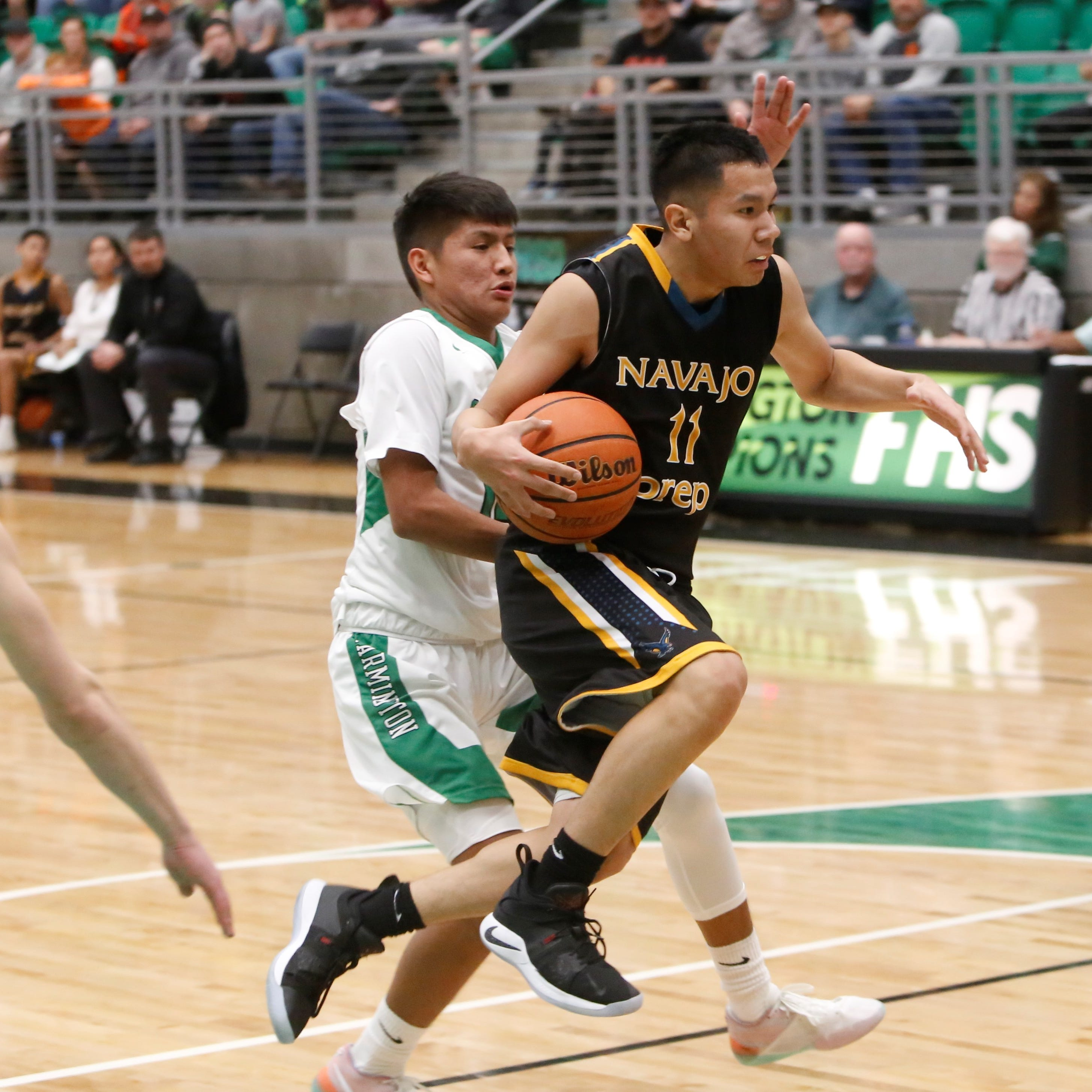 Prep, Newcomb boys move up in rankings