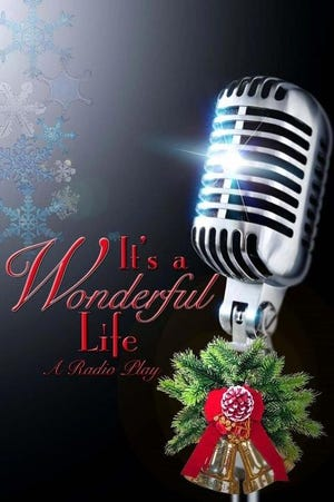 """It's a Wonderful Life"" radio play performed at Sacred Grounds."