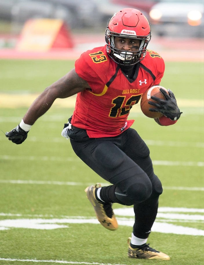 Ferris State Football Breaking New Ground Thanks To Area Players