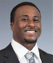 Ferris State's Jevon Shaw is a former high school quarterback from Farmington Hills Harrison now playing slotback.