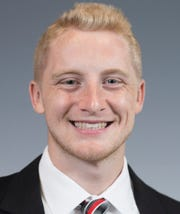 Danny Collins is a fifth-year defensive back for the 15-0 Bulldogs.