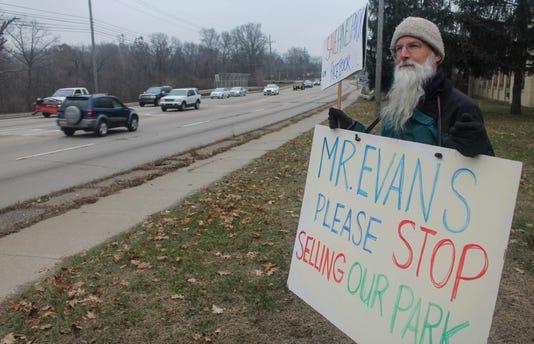 Bill Craig Protest
