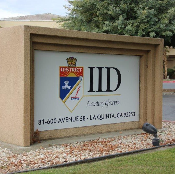 IID resolves power outage that affected 763 customers in Palm Desert's Sun City community
