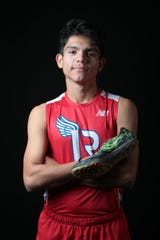 Esahi Bravo of Indio High School cross country is named as one of the 2018 Desert Sun Fall Athletes of the Year, December 10, 2018.