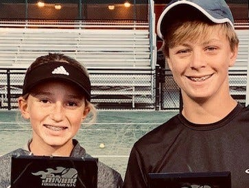 Goyins, Lyons bring home hardware from USTA Tourney in Orlando