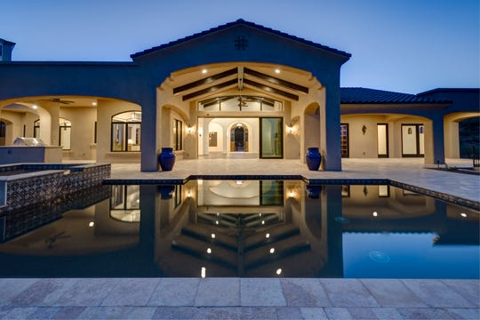 George J. Prodan purchased this 4,727-square foot house in Fountain Hills.