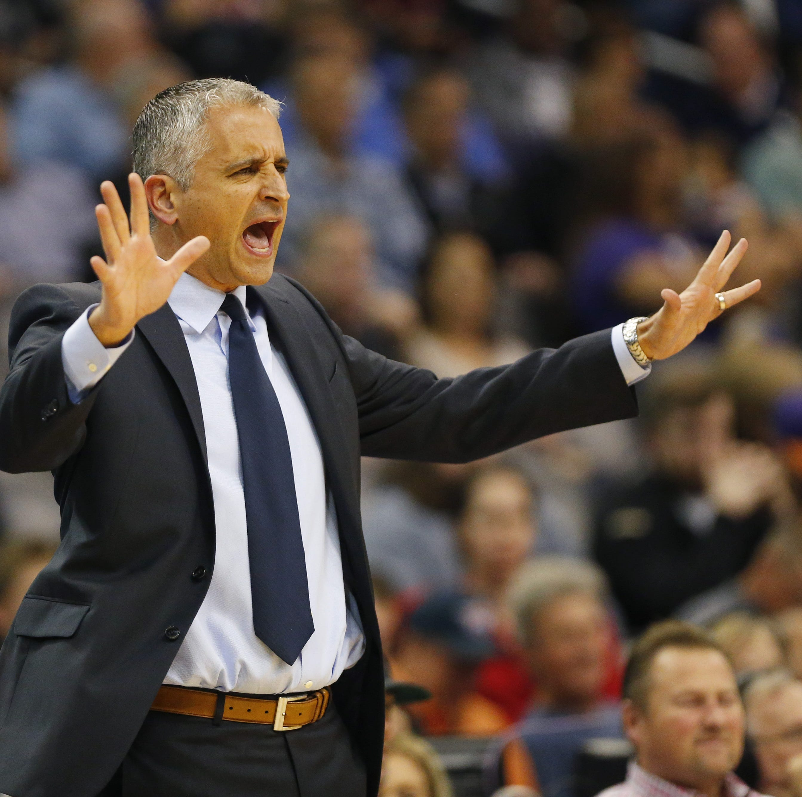 Phoenix Suns seek first-time NBA head coach Igor Kokoskov's opinion on roster moves