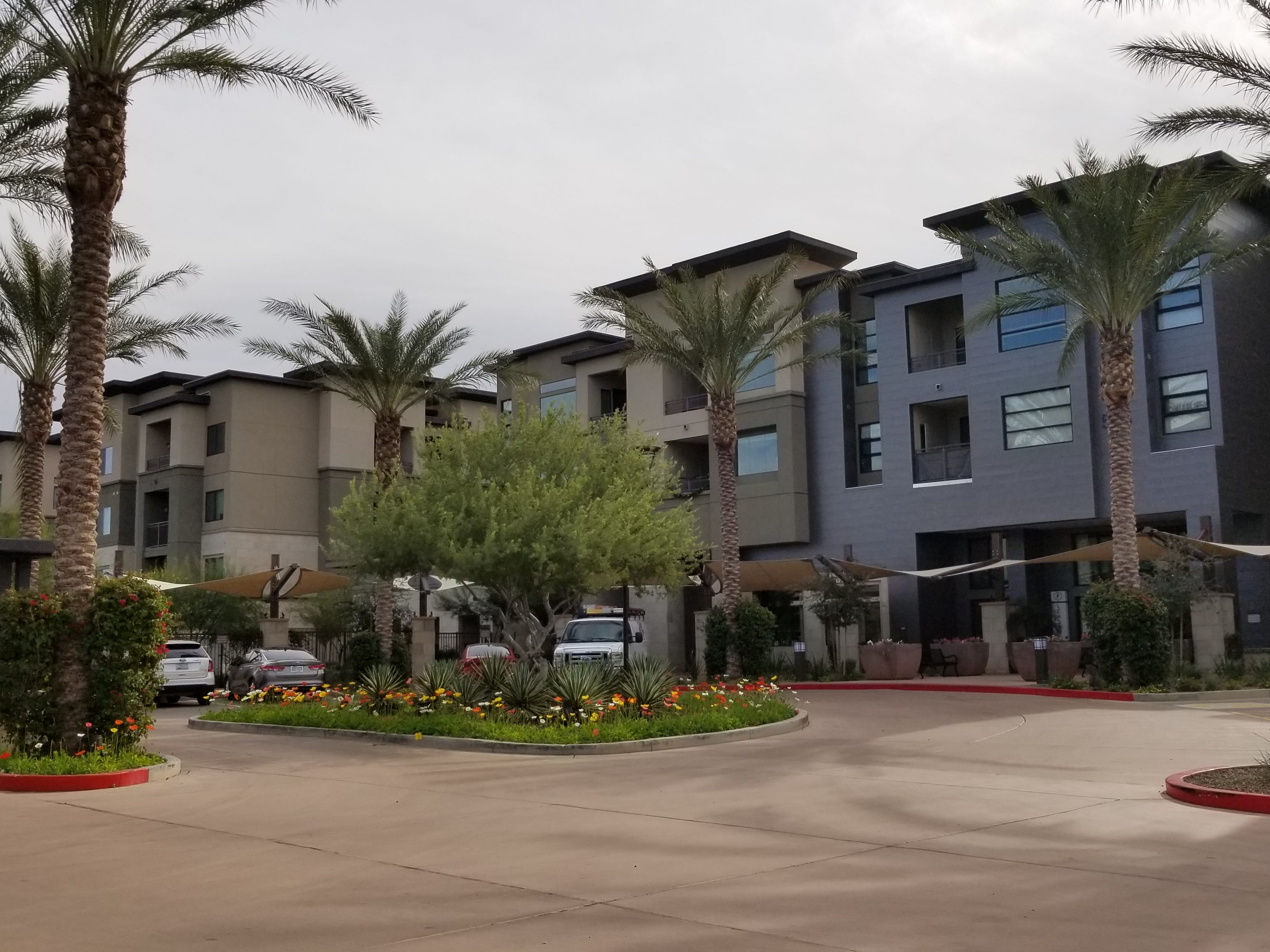 Broadstone Fashion Center, an upscale residential community with 335 units, opened at Chandler Viridian in 2016.