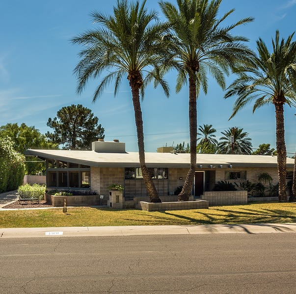 Central Phoenix homeowners love their house, but swap it any chance they get