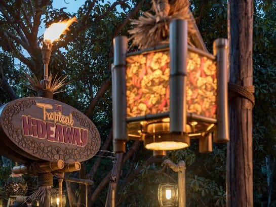 Located on the shores of Adventureland at Disneyland Park, The Tropical Hideaway will be the destination for extraordinary worldly eats when it opens.