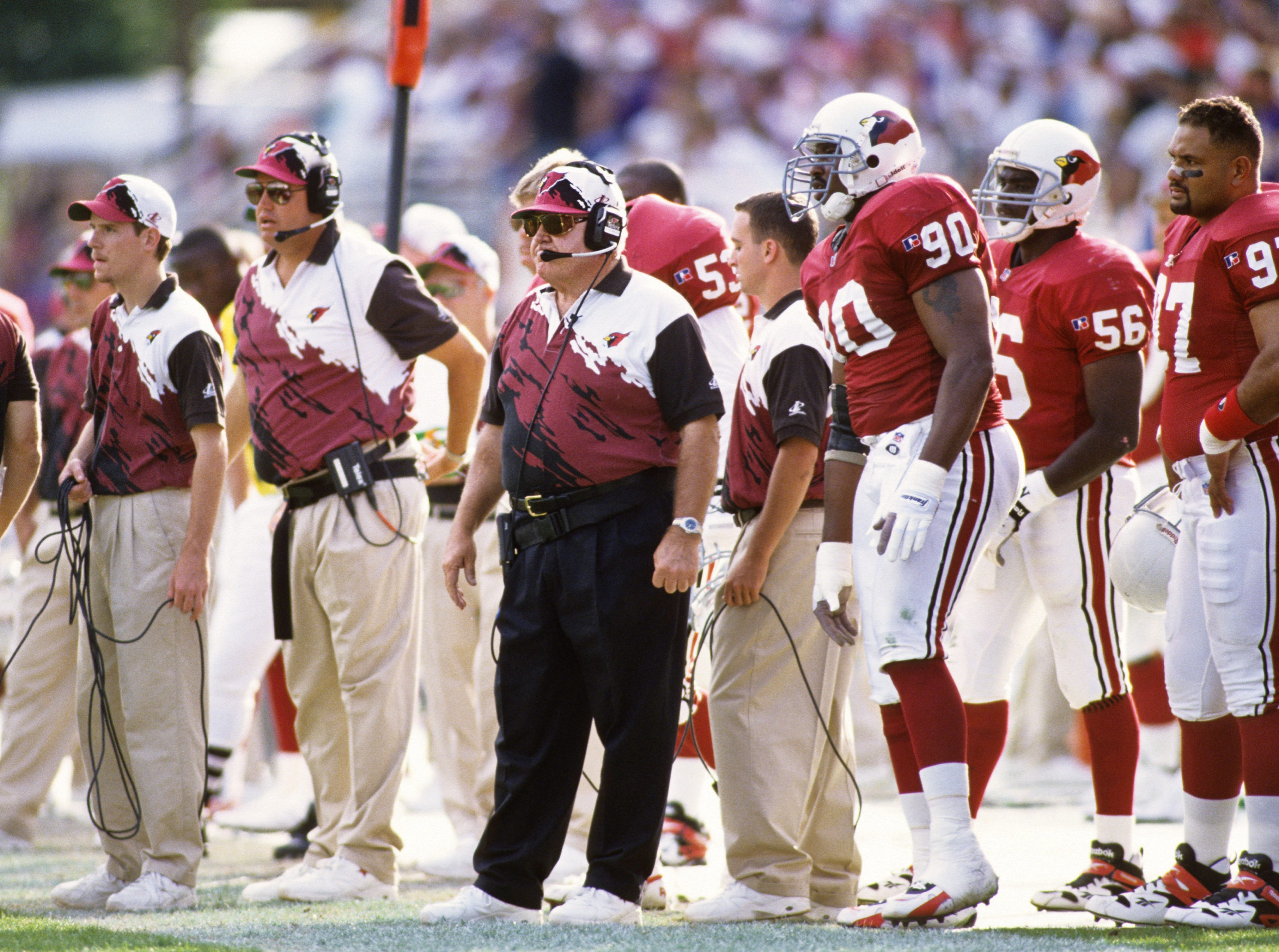 Is this Cardinals team the worst in the team's history in Arizona?