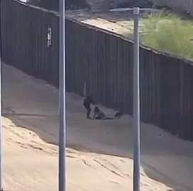 Broken bones, sprains and cuts: Yuma border agents see more fence-related injuries