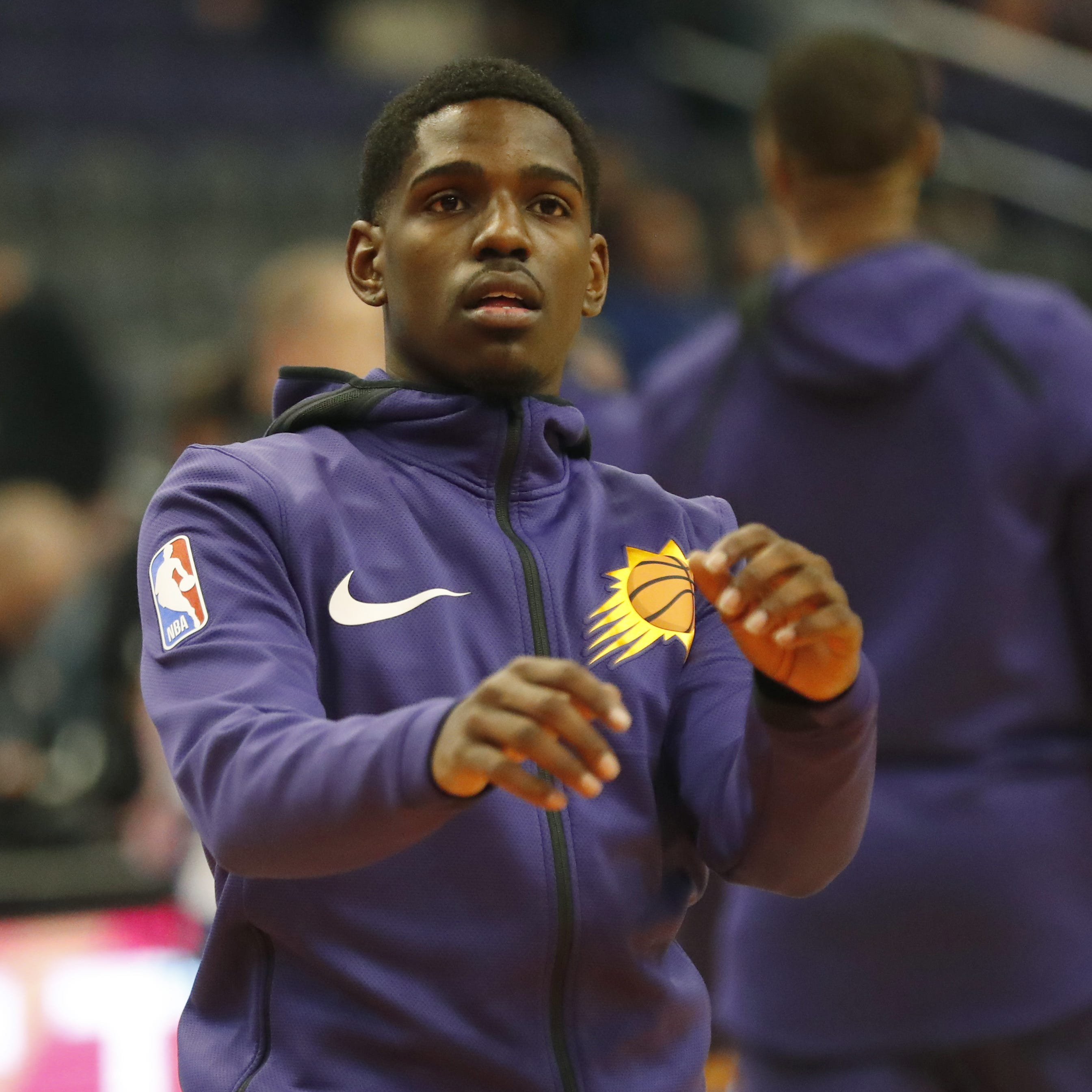 Two-way player Jawun Evans gives the Phoenix Suns 'true point guard'