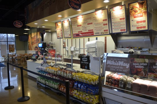 A new Jersey Mike's Subs franchise in Fort Gratiot is holding its grand opening on Dec. 12, 2018.