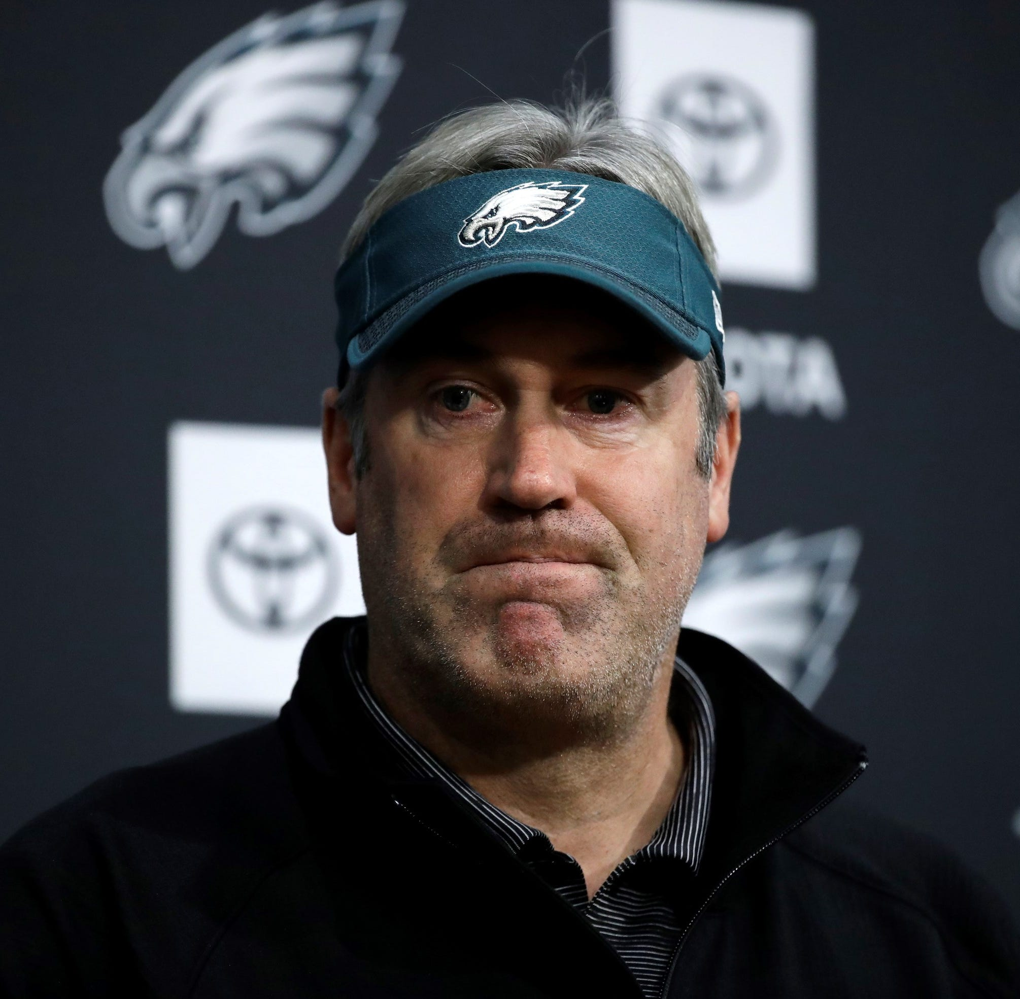 SIELSKI: Doug Pederson has stopped being fearless, and it's costing Philadelphia Eagles