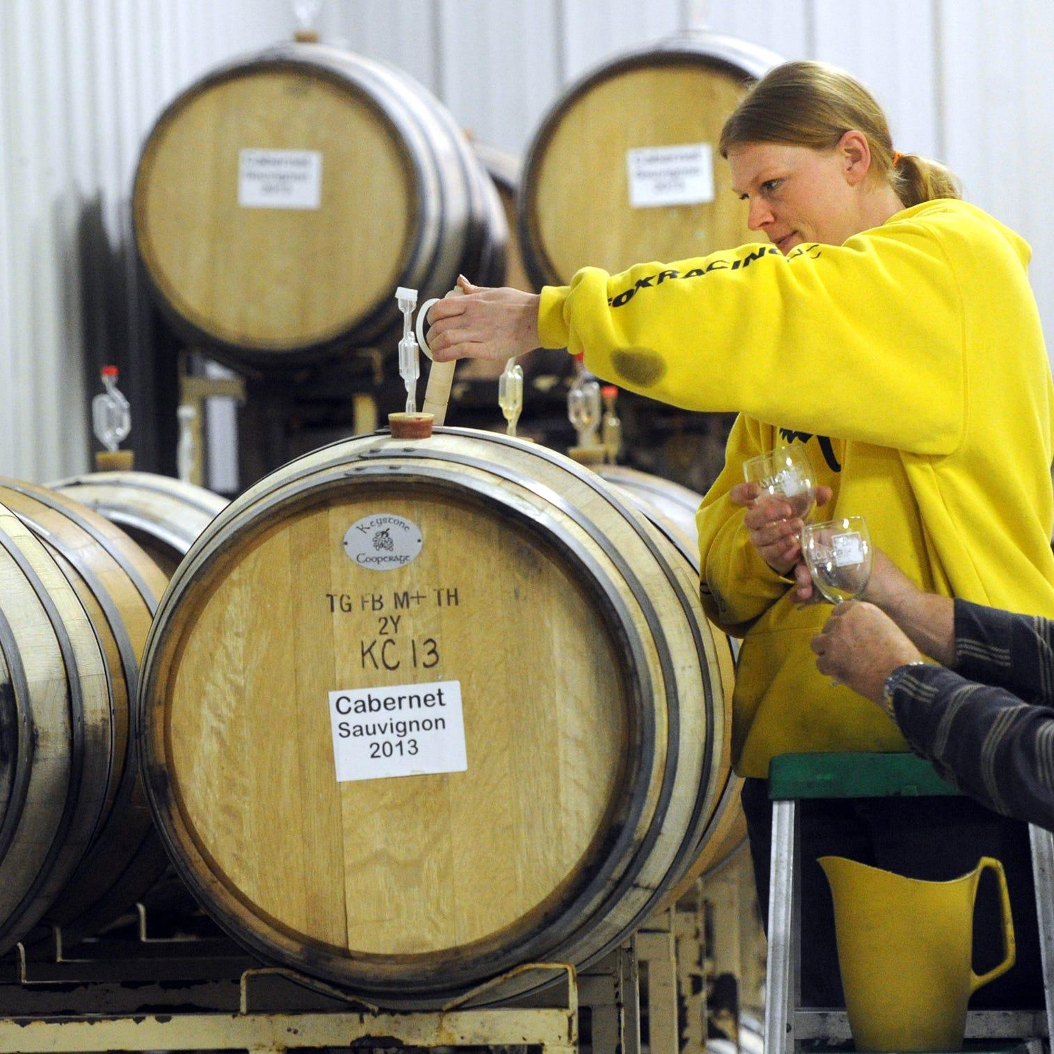 Allegro enters agreement to buy Naylor Wine Cellars winery, vineyard in Stewartstown