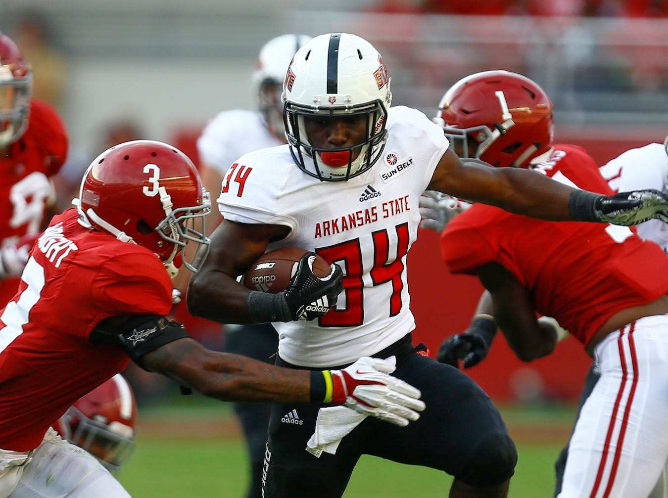 Meet Arkansas State, the 8-4 Arizona Bowl challenge for the Wolf Pack