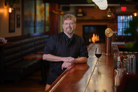 Dan Eaton is the new chef at The Park Inn in Hammondsport.