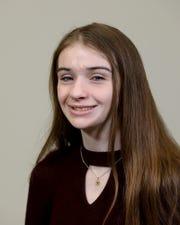 Haley Riorden of Rush-Henrietta