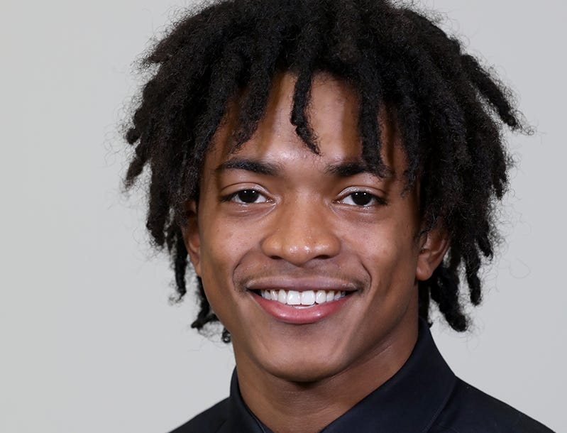 Jadon Turner of Irondequoit, All Greater Rochester Fall Sports team for 2018.