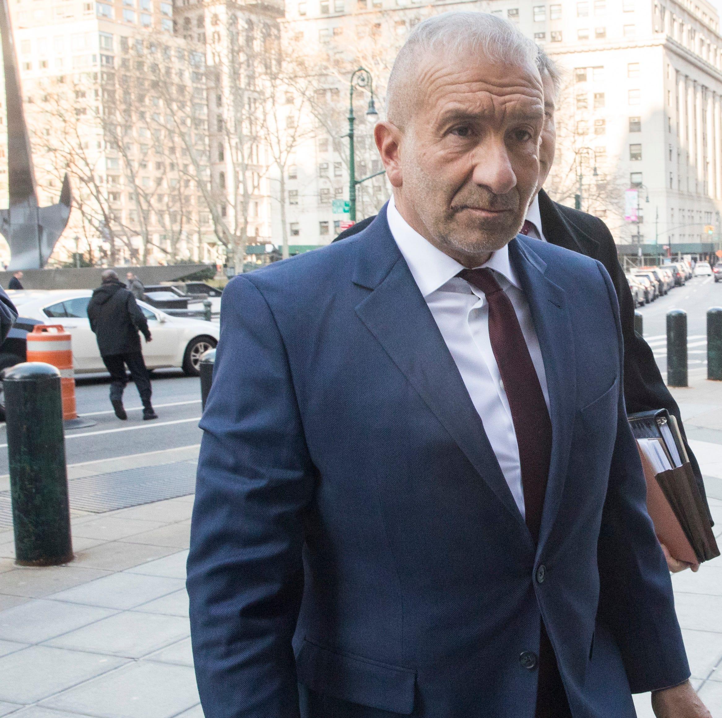 Alain Kaloyeros, SUNY Poly founder, gets 3 1/2 years in prison in Buffalo Billion case
