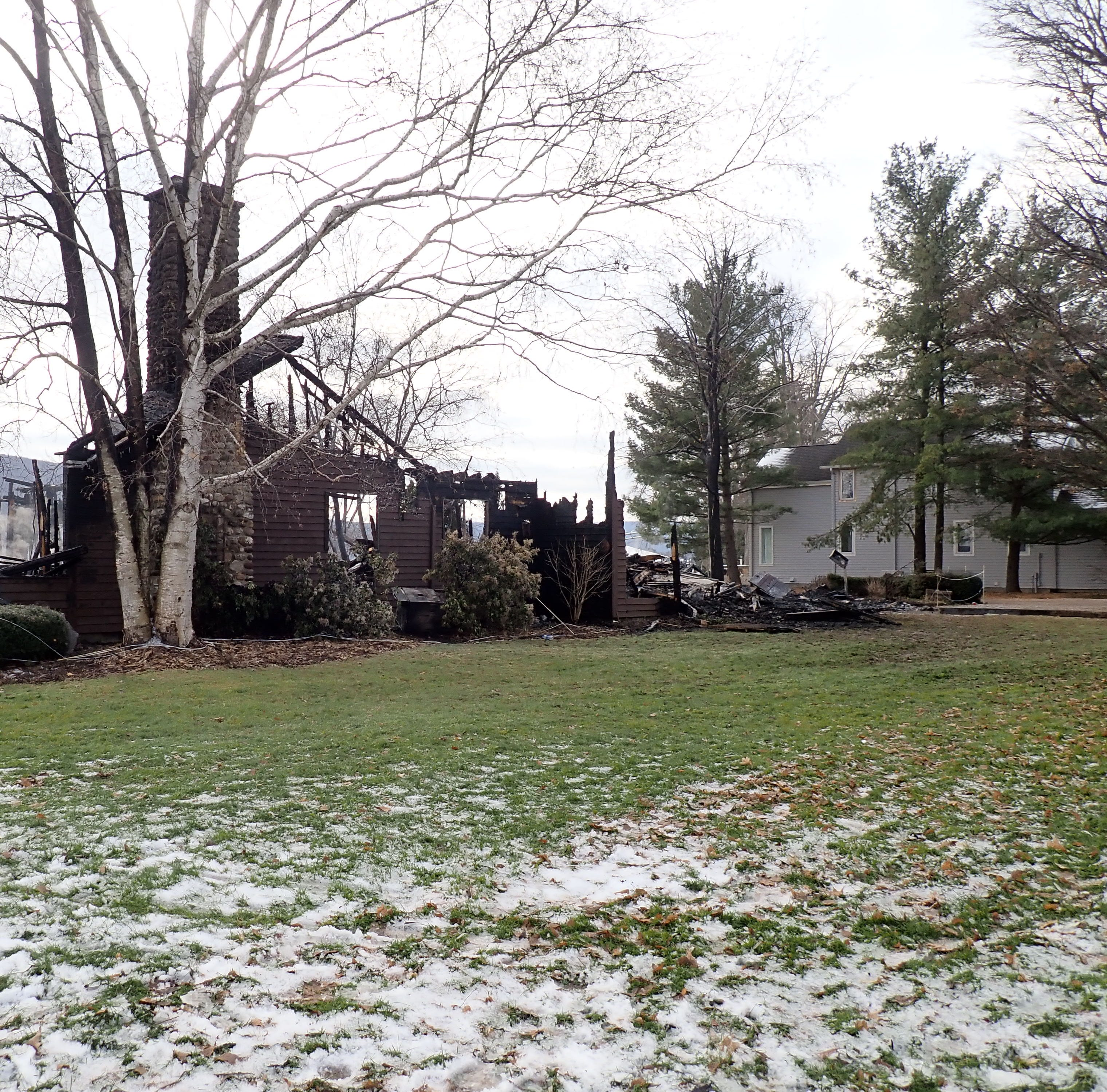 $1.5 million Canandaigua Lake home destroyed by fire
