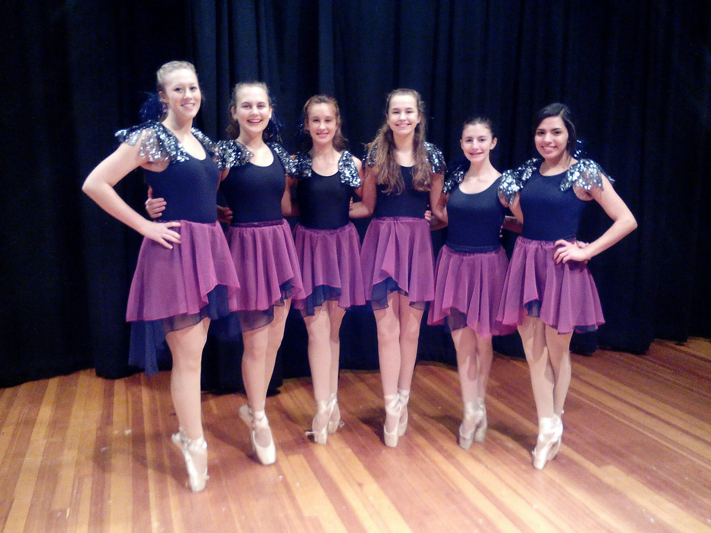 Holding Court: France School of Dance Fundraiser, Art Center Classes and Bird Calendar