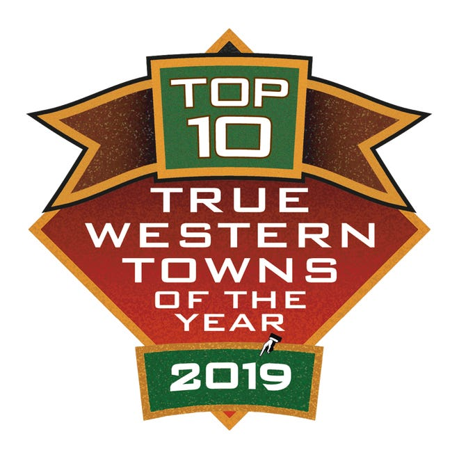 San Angelo will be announced as the No. 2 city in True West Magazine's Top Western Towns issue for February 2019.