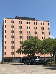 This condominium at W Ave. D is close to San Angelo's downtown.