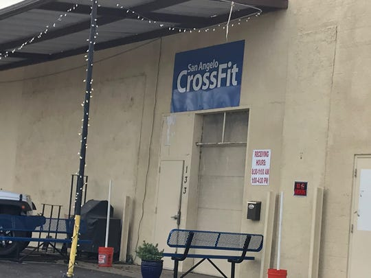 San Angelo CrossFit, 133 E Concho Ave., will be one of many gyms ready to help people get in shape.