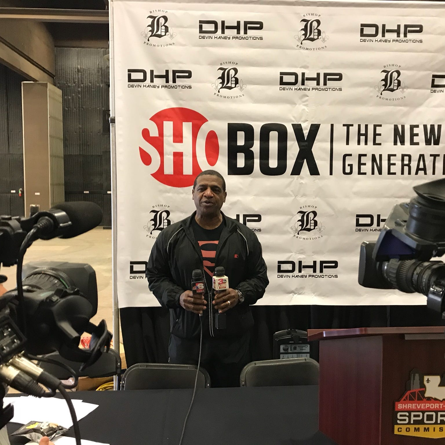 Shreveport rallies to land major boxing event