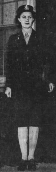 Naomi Kathleen Cheney, 25, was found dead beneath a bridge on 12th Street and Grange Avenue on Oct. 5, 1943.