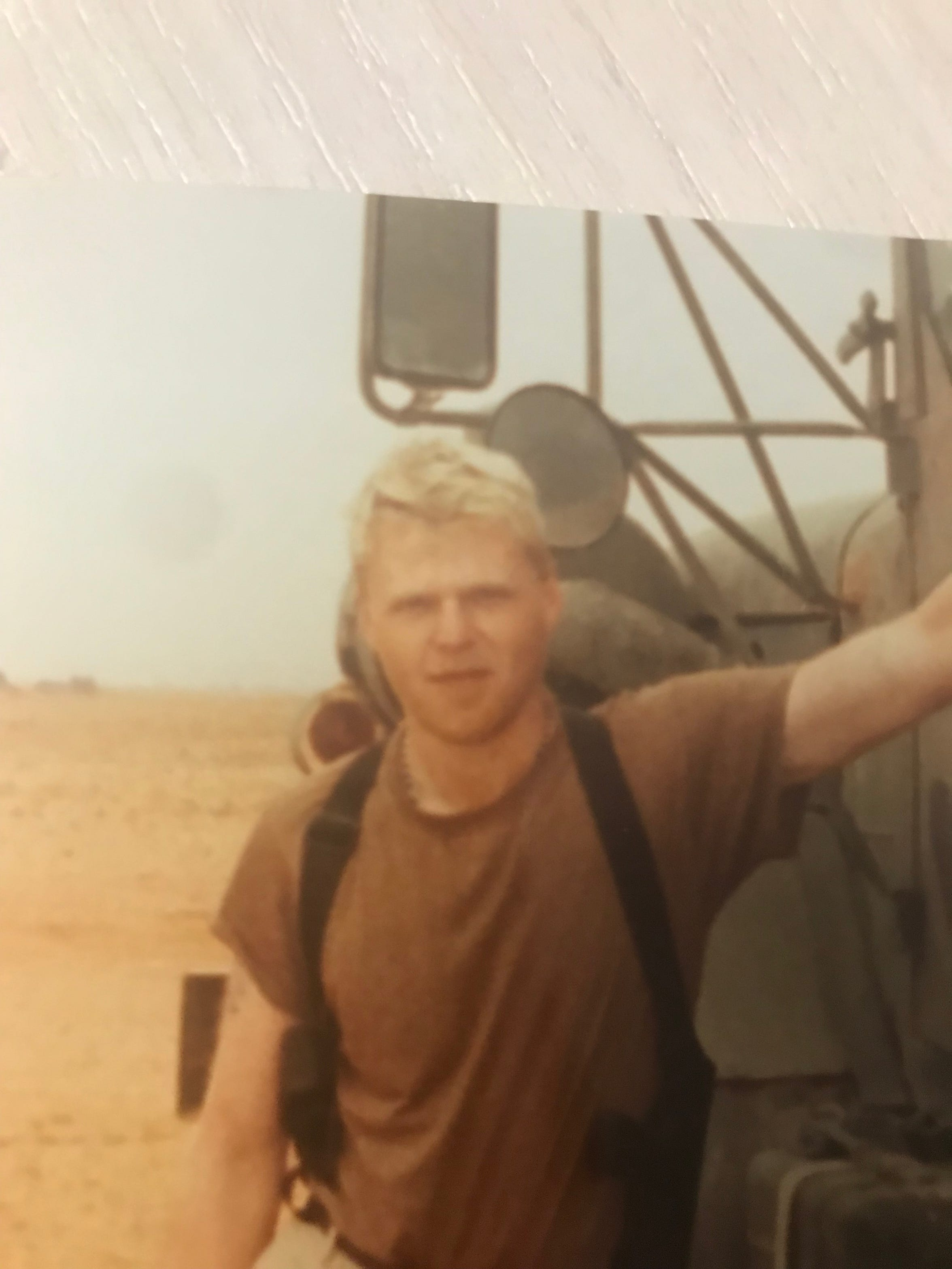 Dennis Shaner was an Army veteran who served in Iraq during Operation Desert Storm, according to his ex-wife Christine Camasso.