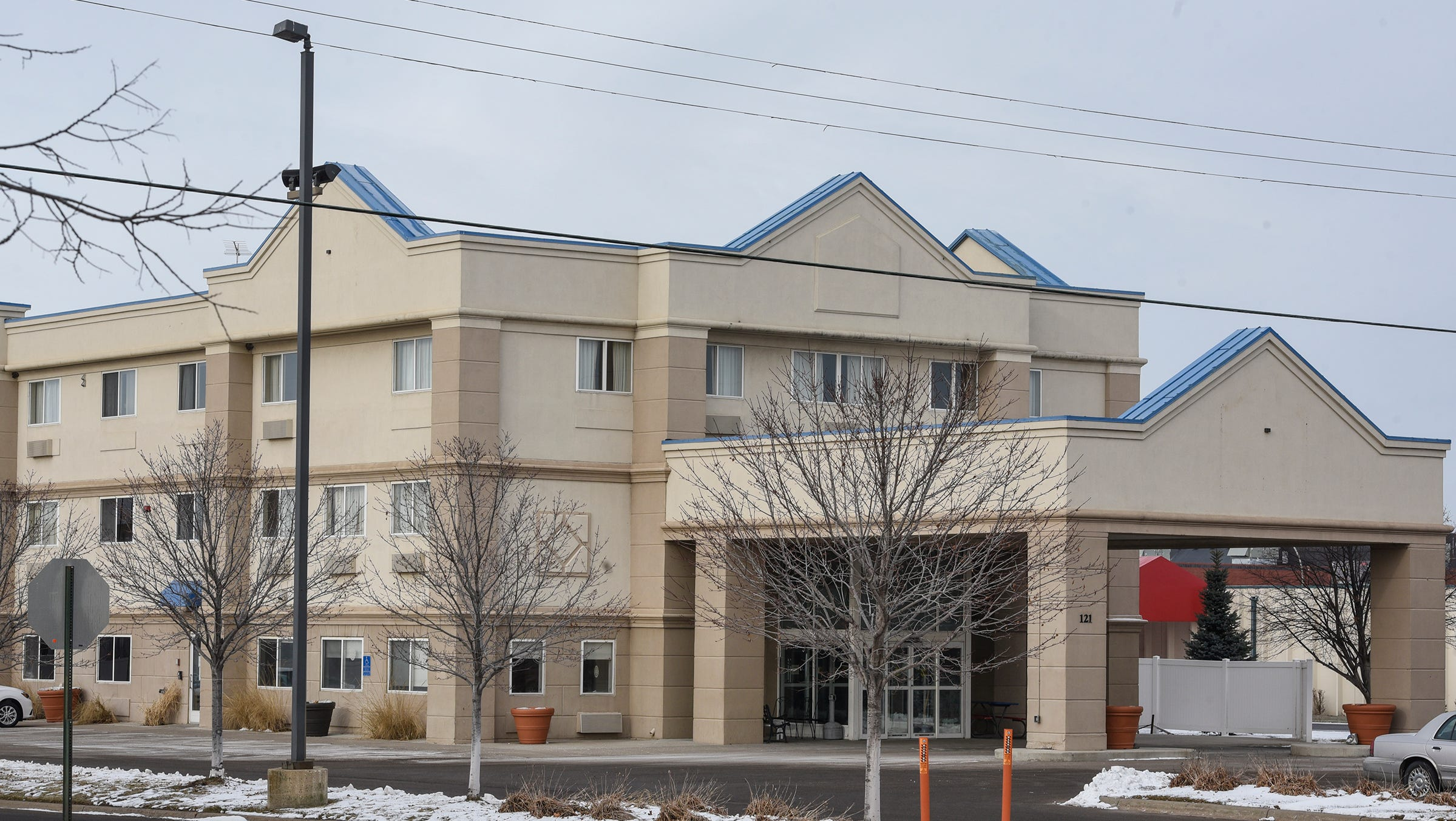 The Passages facility at 121 Park Avenue South is pictured Tuesday, Dec. 11, in St. Cloud.