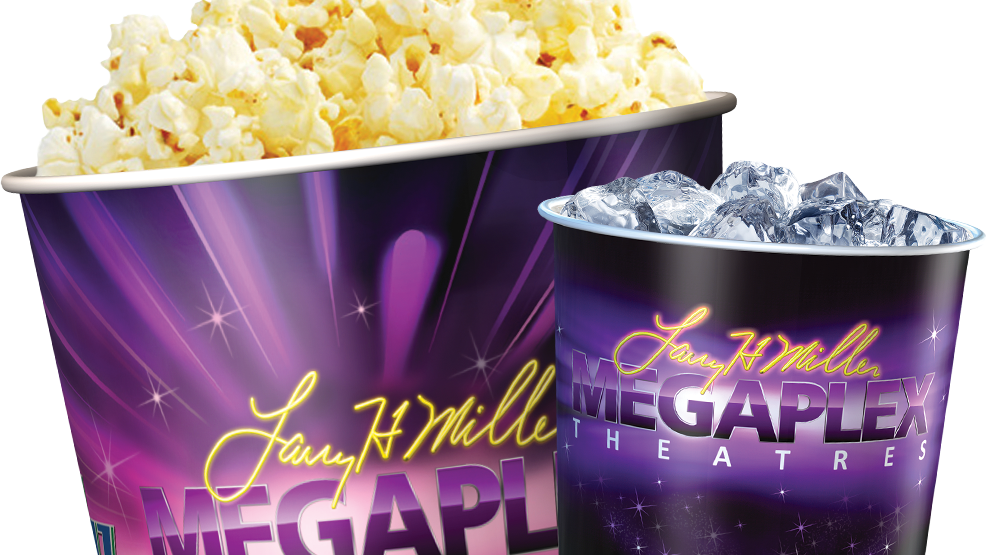 You can now get Megaplex Theatres popcorn, drinks and other snacks delivered to your home or business.