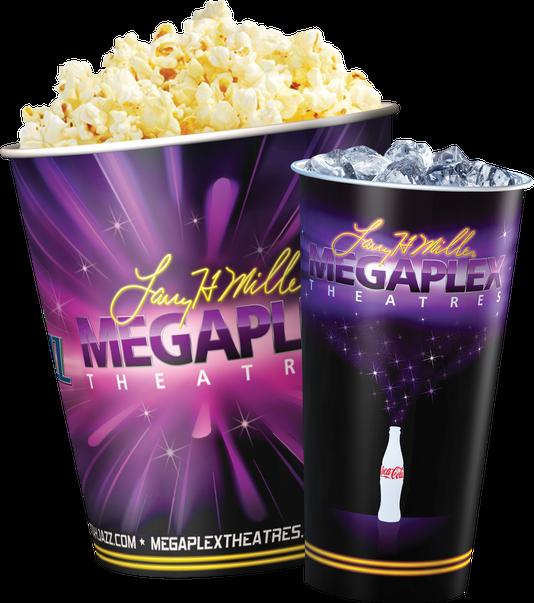 Popcorn Drink Combo 01