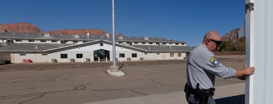FLDS meetinghouse