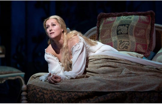 """La traviata"" is considered one of Verdi's masterworks ."